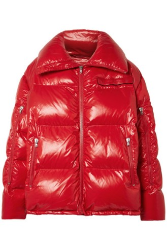 HM padded jacket